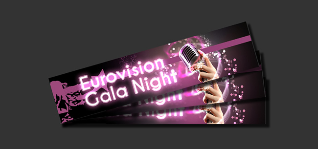 eurovision gala night