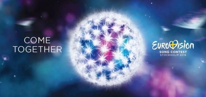 Eurovision 2016 Logo Come Together