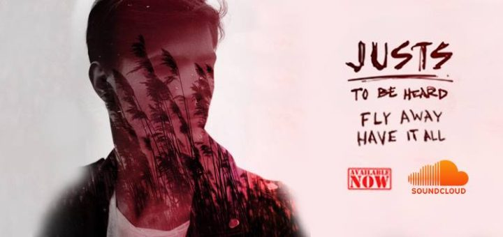 Justs To be heard Cover photo