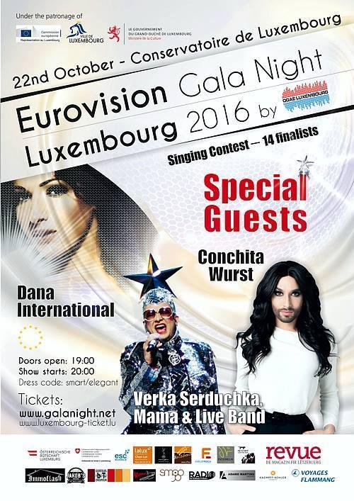 Gala Luxembourg