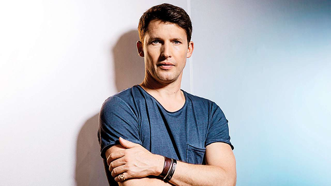 James Blunt interview