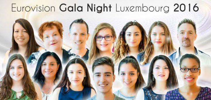 Eurovision Gala Night Luxembourg
