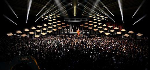 Melodifestivalen 2018 stage