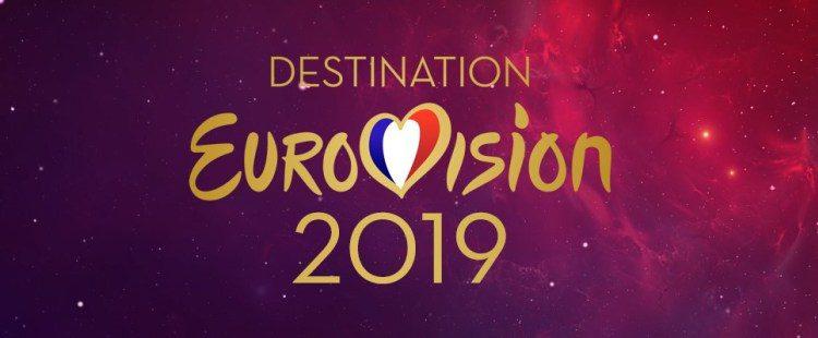 Znalezione obrazy dla zapytania destination eurovision 2019 logo