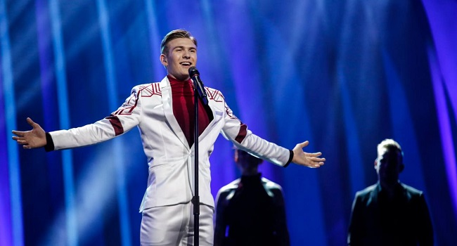 96e2a26a Iceland will be participating in the Eurovision Song Contest 2019 in Tel  Aviv!