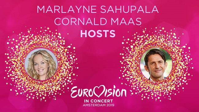 Image result for eurovision in concert amsterdam afas live