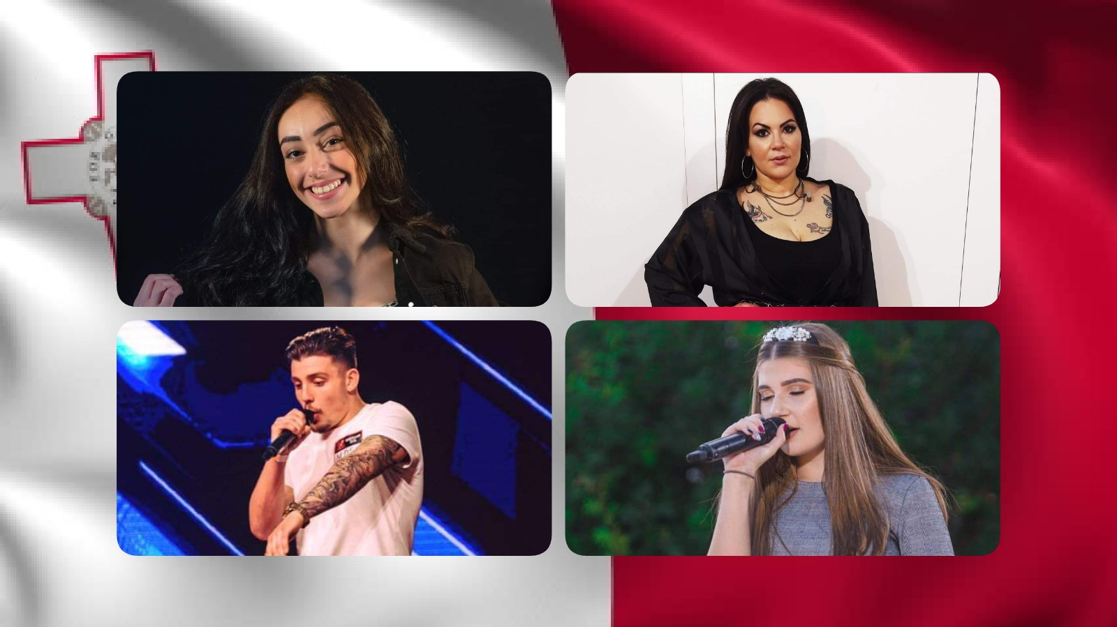 Here is YOUR winner of X Factor Malta! – ESCBubble