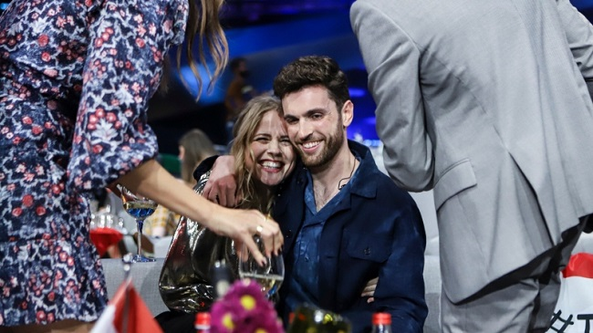 84489181 The Eurovision Song Contest 2020 will be in either Maastricht or Rotterdam!