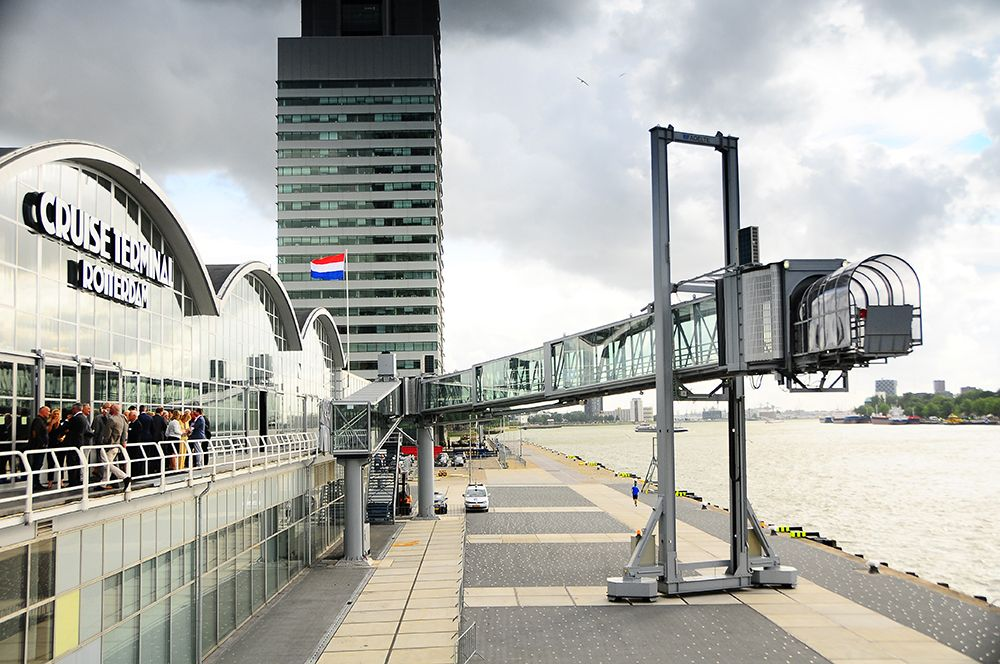 Image result for Cruise Terminal Rotterdam